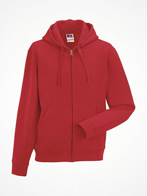 Russell Authentic Zipped Hood Red