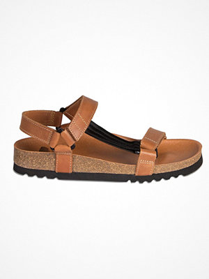 Tofflor - Scholl Heaven Adapta Unisex Light brown