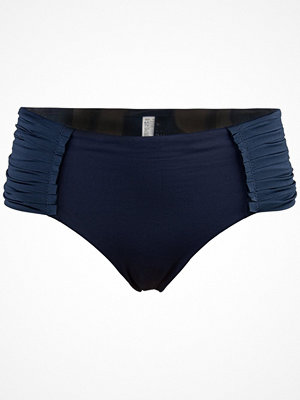 Seafolly Pleated Retro Indigo blue
