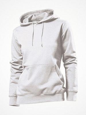 Stedman Sweatshirt Hooded Women White