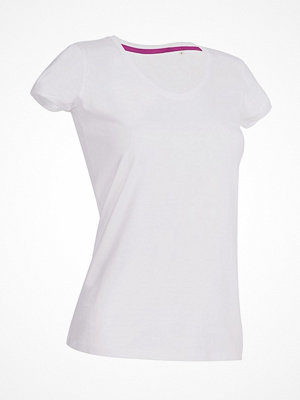 Stedman Megan V-neck White