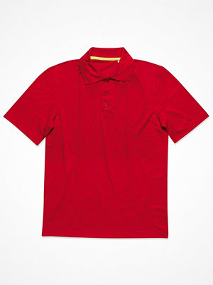 T-shirts - Stedman Active 140 Polo Red