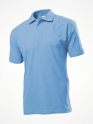 T-shirts - Stedman Polo Men Lightblue
