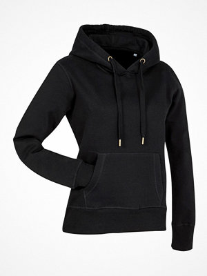 Stedman Active Sweat Hoody For Women Black