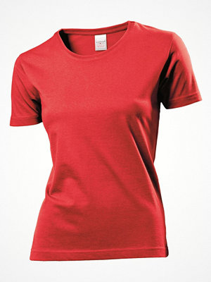 Stedman Classic Women T-shirt Red