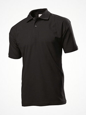 T-shirts - Stedman Polo Men Black