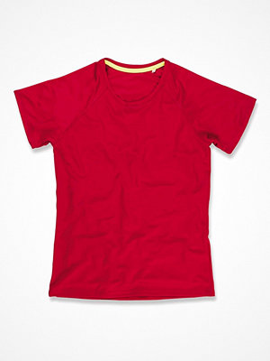 Stedman Active 140 Raglan For Women Red