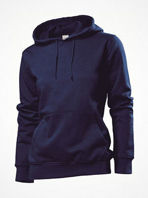Stedman Sweatshirt Hooded Women Navy-2