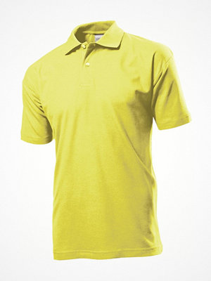 T-shirts - Stedman Polo Men Yellow