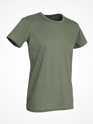 Stedman Ben (Crew Neck) For Men  Militarygreen