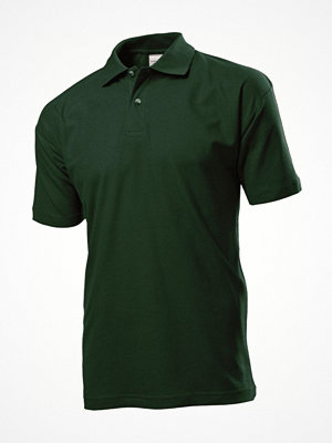 T-shirts - Stedman Polo Men Green