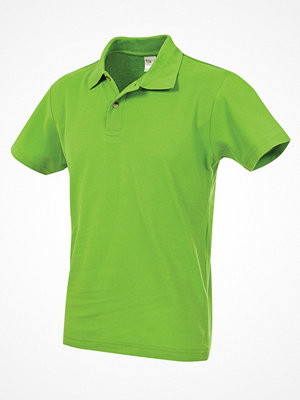 T-shirts - Stedman Polo Men Light green