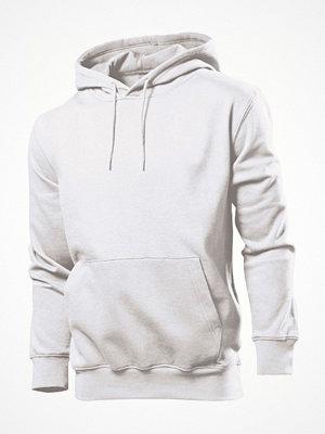 Stedman Sweatshirt Hooded Men White