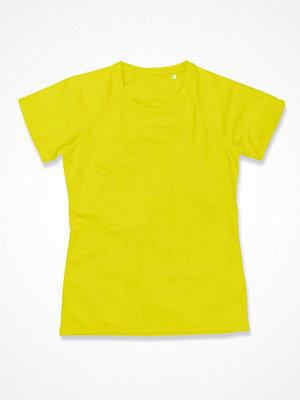 Stedman Active 140 Raglan For Women Yellow