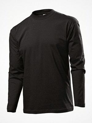 Stedman Classic Long Sleeve Men Black