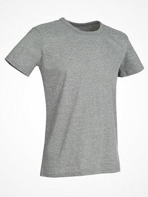 Stedman Ben (Crew Neck) For Men  Grey
