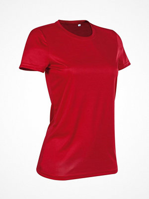 Stedman Active Sports-T For Women Red