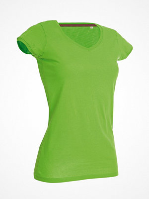 Stedman Megan V-neck Limegreen