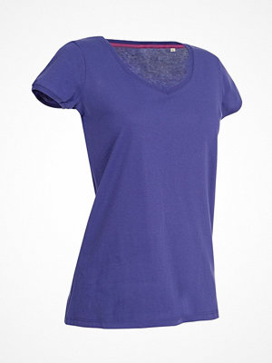 Stedman Megan V-neck Deep purple