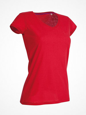 Stedman Megan V-neck Red