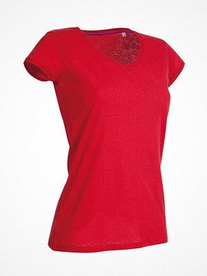 Stedman Megan V-neck Red