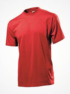 Stedman Classic Men T-shirt Red