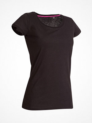 Stedman Megan Crew Neck Black