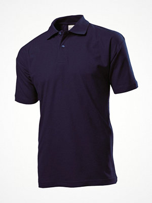 T-shirts - Stedman Polo Men Darkblue