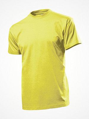 Stedman Comfort Men T-shirt Yellow