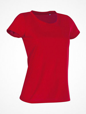Stedman Active Cotton Touch For Women Red