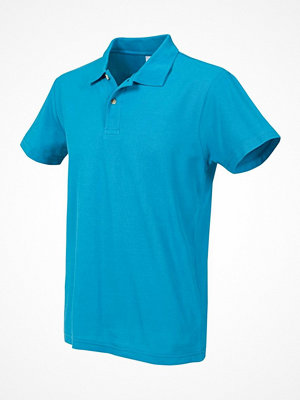 T-shirts - Stedman Polo Men Blue
