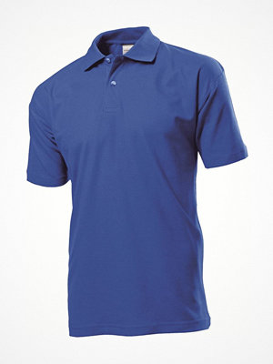 T-shirts - Stedman Polo Men Royalblue