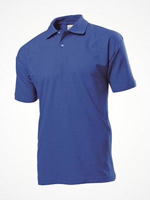 T-shirts - Stedman Polo Men Royalblue