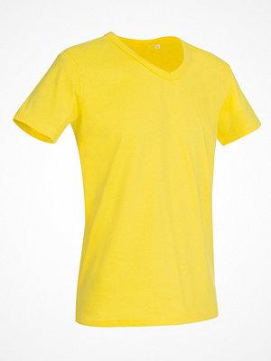 Stedman Ben V-neck For Men  Yellow