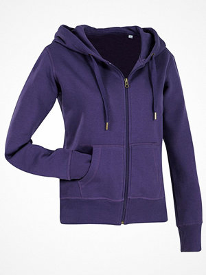 Stedman Active Hooded Sweatjacket For Women Lilac