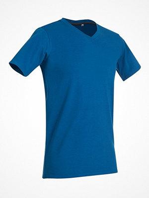 Stedman Clive V-neck Blue