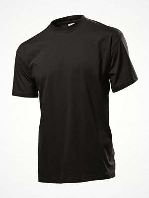 Stedman Classic Men T-shirt Black