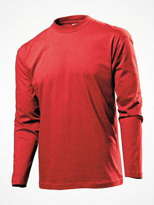 Stedman Classic Long Sleeve Men Red