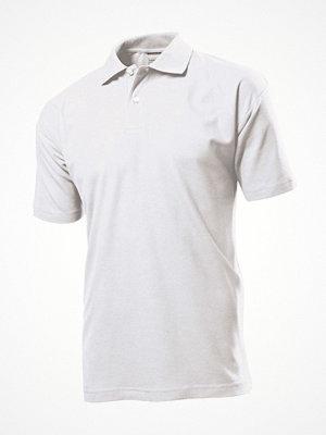 T-shirts - Stedman Polo Men White