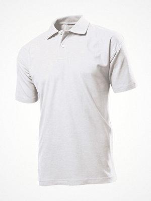 T-shirts - Stedman Polo Men White