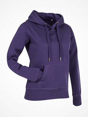 Pyjamas & myskläder - Stedman Active Sweat Hoody For Women Lilac