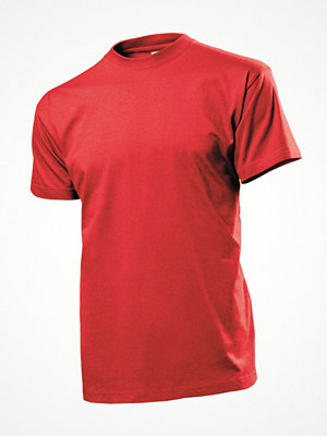 Stedman Comfort Men T-shirt Red