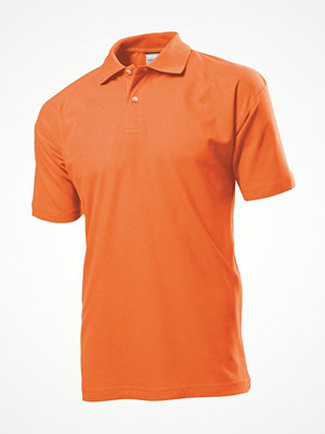 T-shirts - Stedman Polo Men Orange