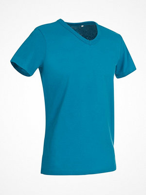 Stedman Ben V-neck For Men  Blue