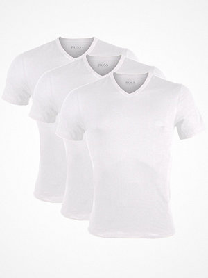 Hugo Boss 3-pack Classic V-Neck T-shirt White