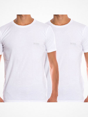 Hugo Boss 2-pack Regular Fit Crew Neck T-shirt White