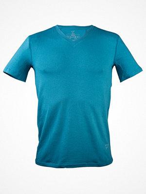 Frigo Underwear Frigo 4 T-Shirt V-neck Blue