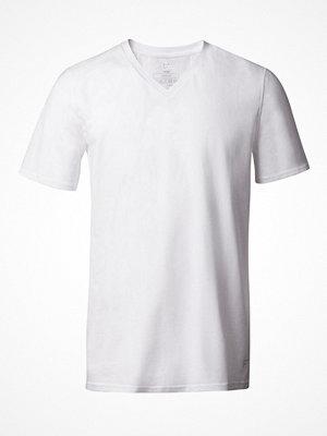 Frigo Underwear Frigo Cotton T-Shirt V-Neck White