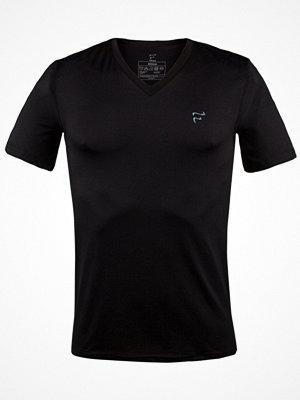 Frigo Underwear Frigo 2 Mesh T-Shirt V-neck CSA Black