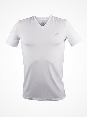 Frigo Underwear Frigo 2 Mesh T-Shirt V-neck CSA White